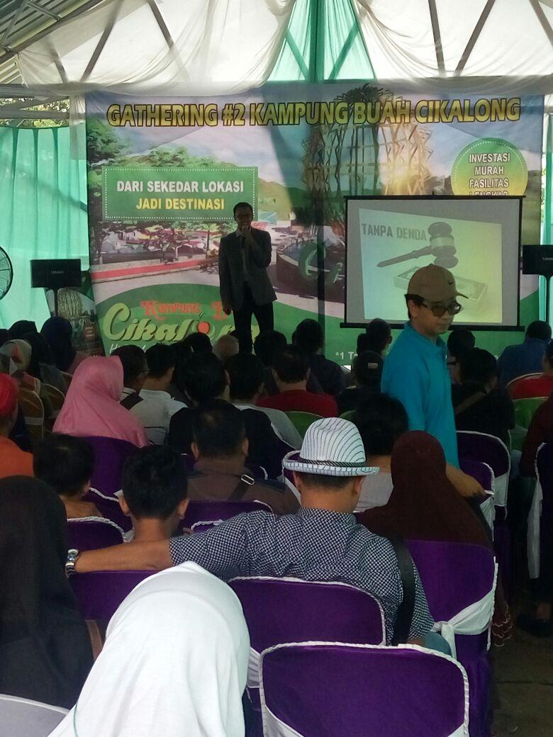 Gathering 2 Kampung Buah Cikalong