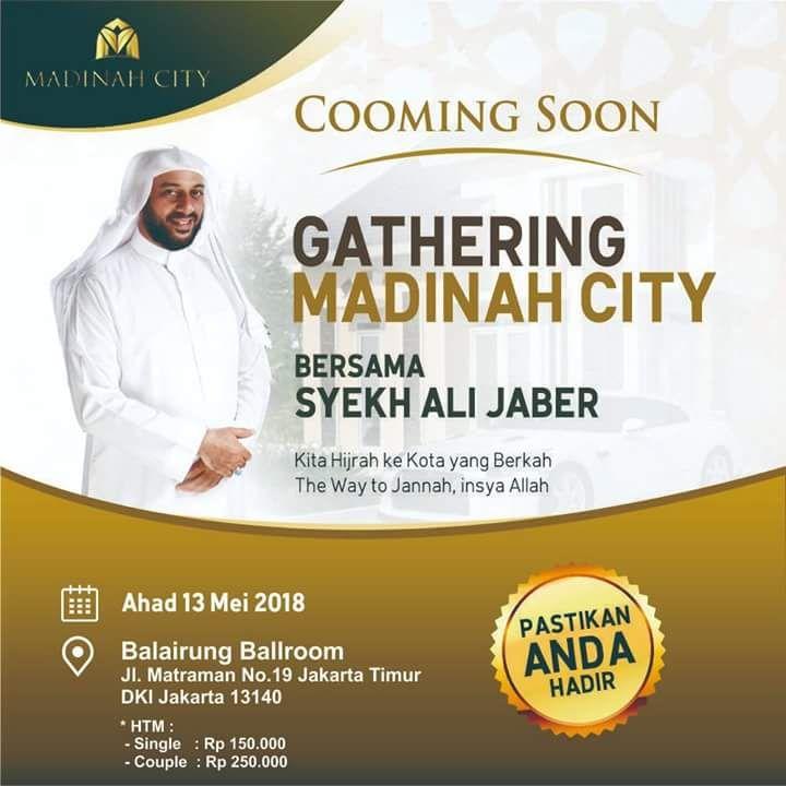 Perumahan Madinah City - Gathering 13 Mei