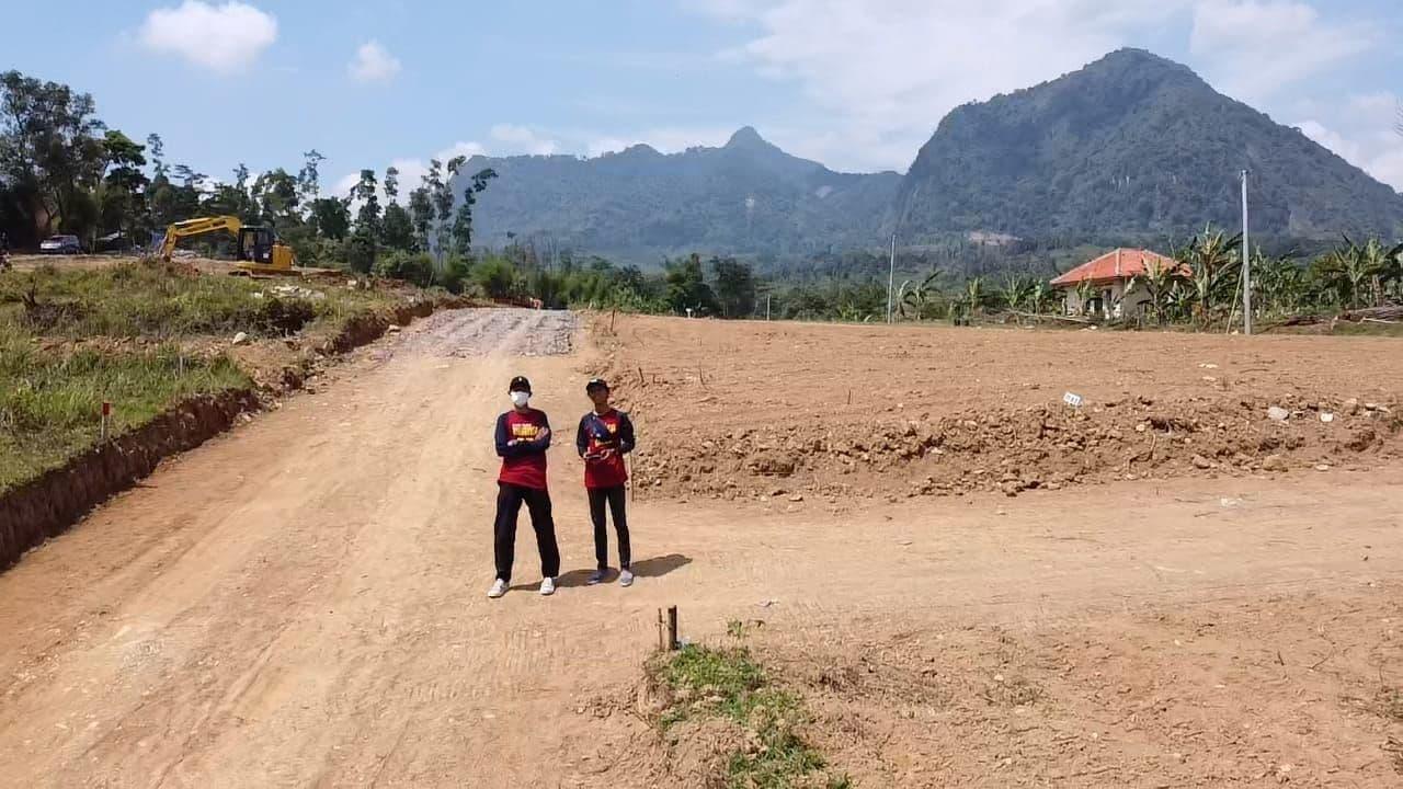 Progress Kavling Nuansa Alam Jonggol